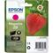 Epson 29 (T29834010) Magenta Original Claria Home Standard Capacity Ink Cartridge (Strawberry)