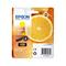 Epson 33XL (T33644010) Yellow Original Claria Premium High Capacity Ink Cartridge (Orange)