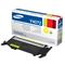 Samsung CLT-Y4072S Yellow Original Toner Cartridge