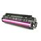 HP 655A (CF453A) Magenta Remanufactured Standard Capacity Toner Cartridge