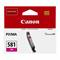 Canon CLI-581M Magenta Original Standard Capacity Ink Cartridge