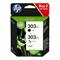 HP 303XL (3YN10AE) Original Black and Colour Ink Cartridge Multipack