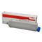 OKI 46471103 Cyan Original Standard Capacity Toner Cartridge