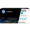 HP 657X (CF471X) Cyan Original High Capacity Toner Cartridge