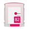 999inks Compatible Magenta HP 82 Inkjet Printer Cartridge