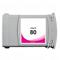 999inks Compatible Magenta HP 80 Inkjet Printer Cartridge