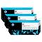 HP 91 Magenta Original LightInk Cartridge with Vivera Ink 3 Pack (C9487A)