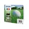 Epson 34 (T3476) Original DURABrite Ultra Standard Capacity Multipack (Golf Ball)