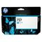 HP 727 Cyan Original Extra High Capacity Ink Cartridge
