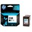HP 338 Black Original Standard Capacity Inkjet Print Cartridge with Vivera Ink (C8765EE)