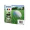 Epson 34XL (T3476) Original DURABrite Ultra High Capacity Multipack (Golf Ball)
