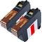 999inks Compatible Red Pitney Bowes DE6128 (DP200) Inkjet Printer Cartridge - 2 Pack