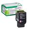 Lexmark C242XM0 Magenta Original Extra High Capacity Return Program Toner Cartridge