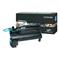 Lexmark C792X1CG Original Cyan High Capacity Return Program Toner Cartridge