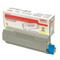 OKI 46507613 Yellow Original Toner Cartridge