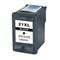 HP 21XL Black High Capacity Remanufactured Ink Cartridge