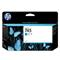 HP 745 Cyan Original High Capacity Ink Cartridge (F9K03A)