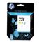 HP 728 Yellow Original High Capacity Ink Cartridge (F9J65A)