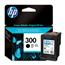 HP 300 Black Original Ink Cartridge with Vivera Ink (CC640EE)