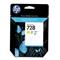 HP 728 Yellow Original Standard Ink Cartridge (F9J61A)