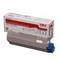 OKI 46508715 Cyan Original Standard Capacity Toner Cartridge