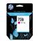HP 728 Magenta Original Extra High Capacity Ink Cartridge (F9K16A)
