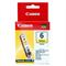Canon BCI-6Y Yellow Original Cartridge