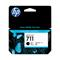 HP 711 Black Original Standard Capacity Ink Cartridge (CZ129A)