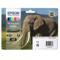 Epson 24XL (T243840) Original Claria Photo HD High Capacity Multipack (Elephant)