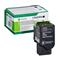 Lexmark C232HK0 Black Original High Capacity Return Program Toner Cartridge
