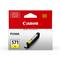 Canon CLI-571Y Yellow Original Standard Capacity Ink Cartridge
