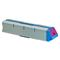 OKI 45536554 Magenta Original Toner Cartridge