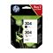 HP 304 (3JB05AE) Original Black and Colour Ink Cartridge Multipack